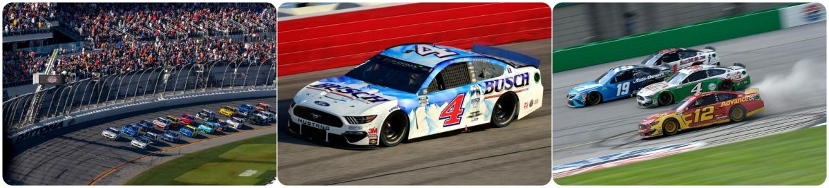 NASCAR 年間レーススケジュール