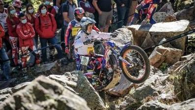 X-Trail トライアル世界選手権
