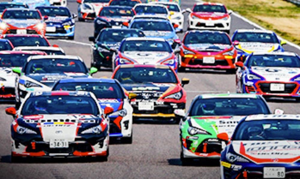 86/BRZ Race 年間レーススケジュール