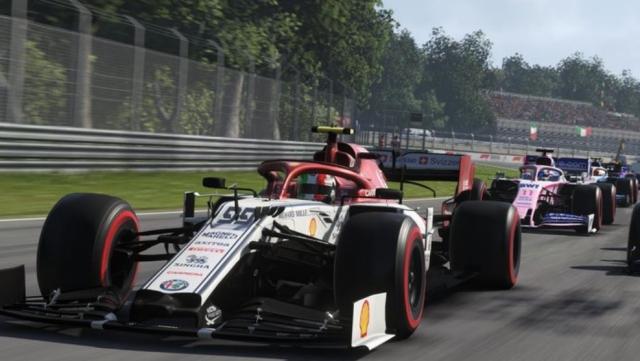 F1 Eスポーツ・バーチャル・グランプリ