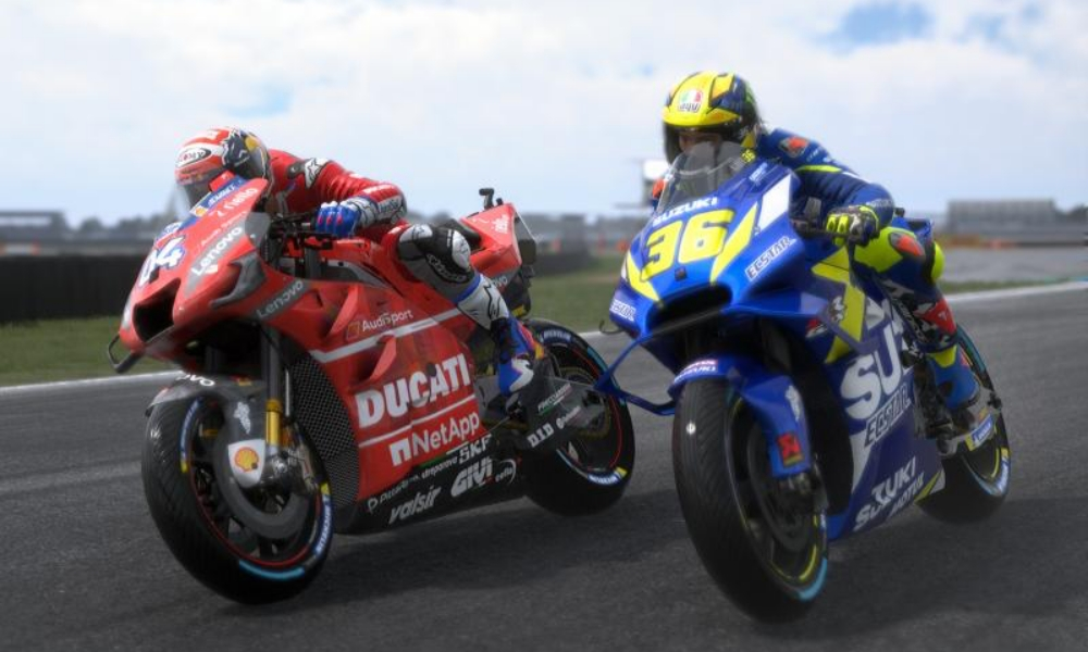 MotoGPバーチャルレース 第3戦(スペイン)