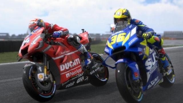 MotoGP バーチャルレース