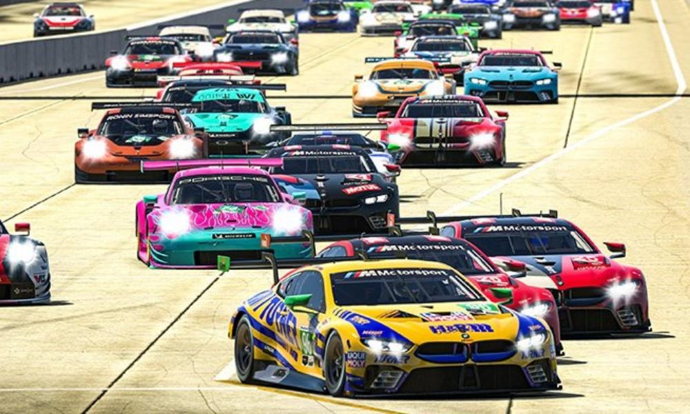 Esports IMSA iRacing Proシリーズ