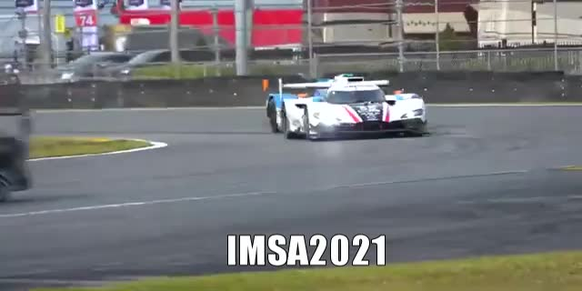 【IMSA2021】デイトナ24時間で開幕するIMSAレース日程 2021年IMSAウェザーテック・スポーツカー選手権のレーススケジュールをまとめた暫定スケジュール