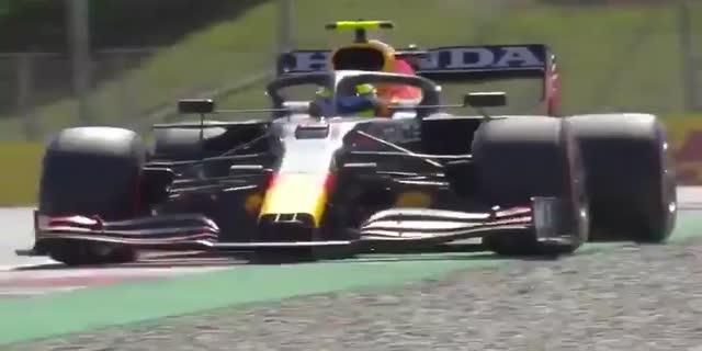 【見逃し配信】角田裕毅は何番手?F1第4戦スペインGP予選ハイライト動画