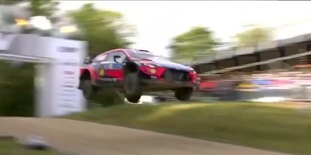 【見逃し配信】オジェが総合優勝!WRC 第7戦ラリー・エストニア 2021 勝田貴元が2位に入ったレース結果とハイライト動画