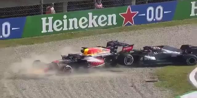 リカルド(マクラーレン)が優勝 F1第14戦イタリアGP。角田裕毅はマシントラブルでリタイア レース結果とハイライト動画